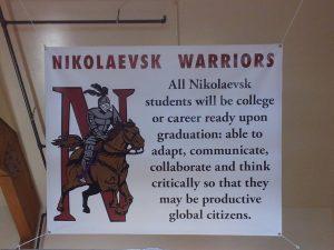 Nikolaevsk Motto
